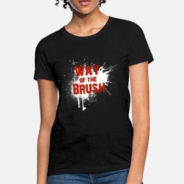 Mwg Official Way of the Brush Women's T-Shirt - Women's T-Shirt