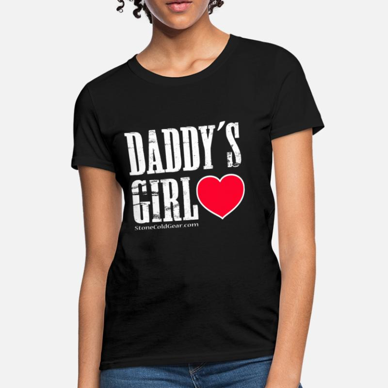 58c3c7430 Shop Daddy's Girl T-Shirts online | Spreadshirt