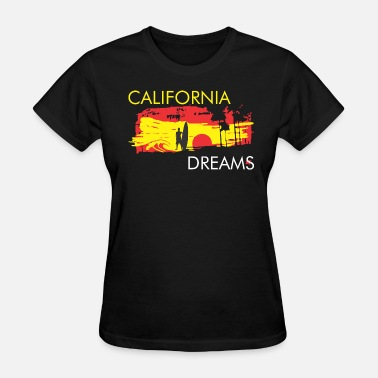 California Beach CALIFORNIA BEACH - Women's T-Shirt