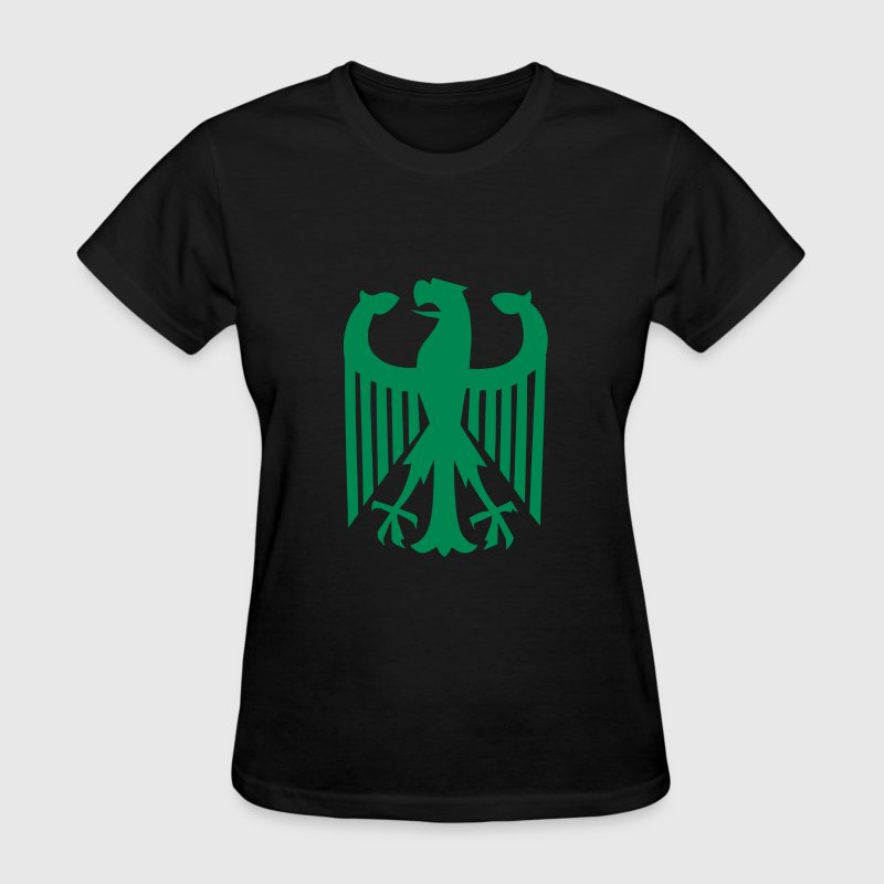 German Army Eagle Bundeswehr - Women's T-Shirt