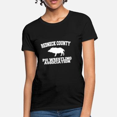 Red Neck red neck - Women's T-Shirt