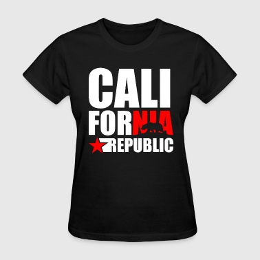 Republic Of California CALIFORNIA REPUBLIC - Women's T-Shirt