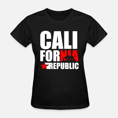 Dope Republic CALIFORNIA REPUBLIC - Women's T-Shirt