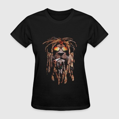 Hot 3D Print Round - Women's T-Shirt