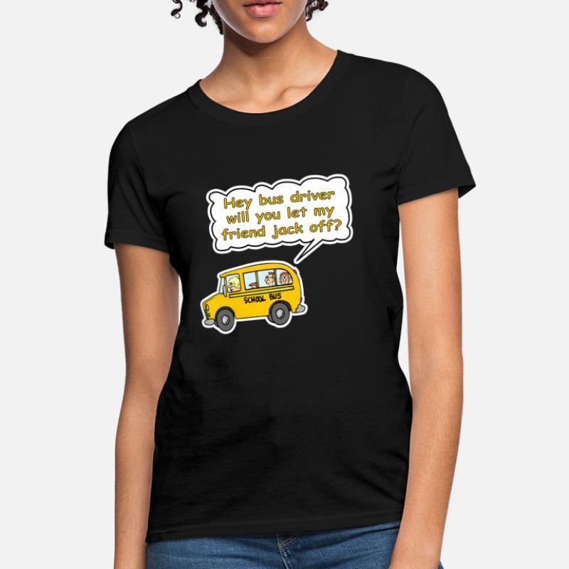 Shop School Bus Driver T-Shirts Online