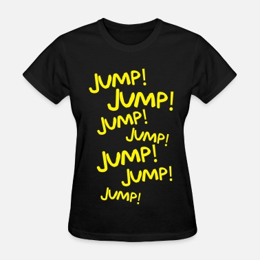 Jumps jump! - Women's T-Shirt
