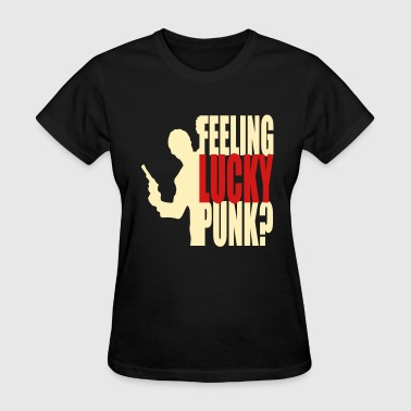 Feeling Lucky Punk - Women's T-Shirt