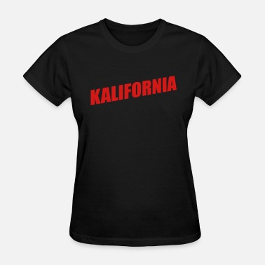 Klass KALIFORNIA - Women's T-Shirt
