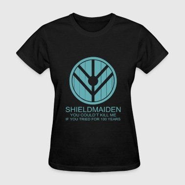 Shield Maiden - Women's T-Shirt