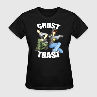 Ghost Toast T-Shirts - Women's T-Shirt
