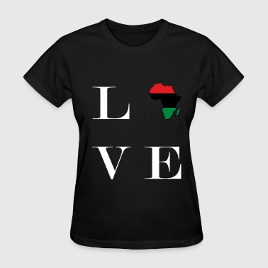 Love - W ver. - Women's T-Shirt