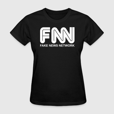 Fake News Network - Women's T-Shirt