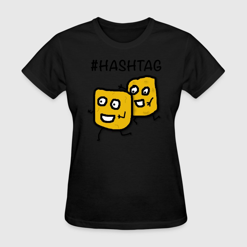 HashTag - Women's T-Shirt