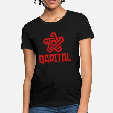 473aa590530f Q Dance Qapital - Women  39 s T-Shirt