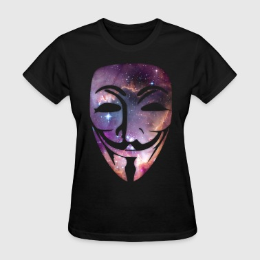 Space Anon - Women's T-Shirt