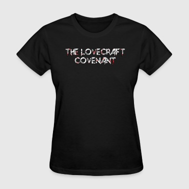 Haunted Jukebox - Lovecraft Covenant Shirt1 - Women's T-Shirt