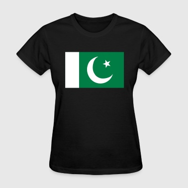 Flag of Pakistan - Women's T-Shirt