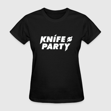 Knife Knife Party - Women's T-Shirt