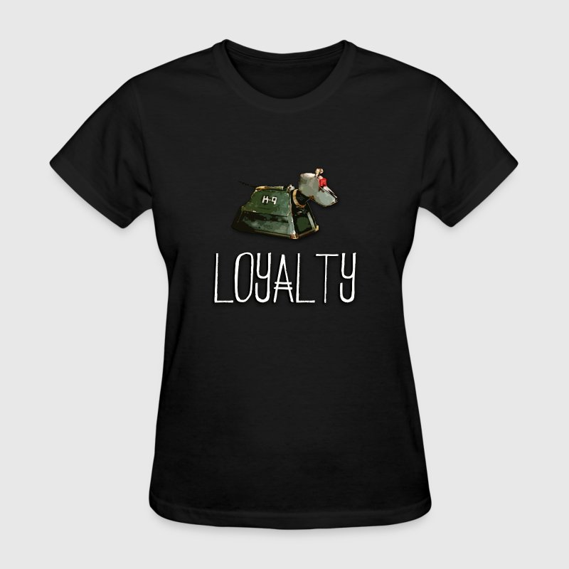K9 Loyalty - Women's T-Shirt
