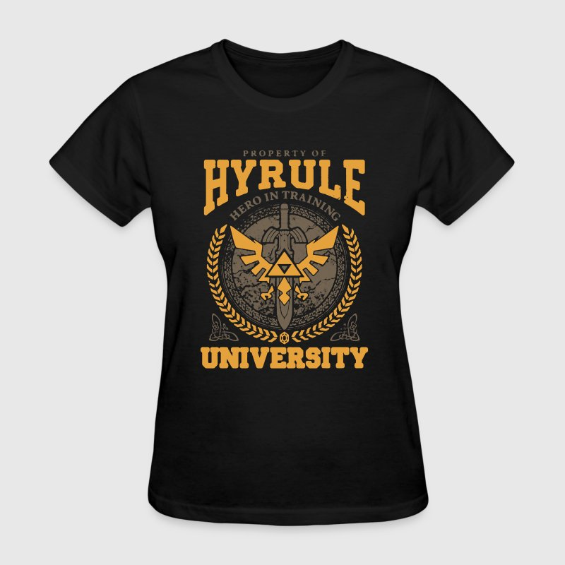 Hyrule University Shirt - Women's T-Shirt