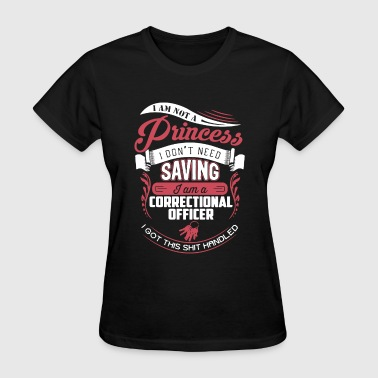 Correctional Officer Shirt - Women's T-Shirt