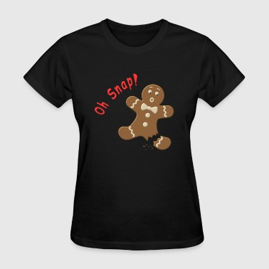 Oh Snap - Women's T-Shirt