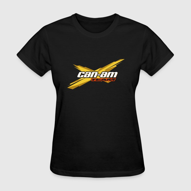 Can Am Logo Brp Atv - Women's T-Shirt