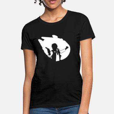 Solo Han Solo Star Wars Shirt - Women's T-Shirt