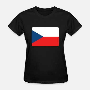 Czech Republic Flag CZECH REPUBLIC FLAG - Women's T-Shirt