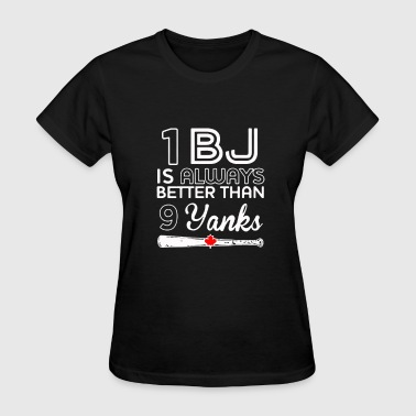 Blue Jays I Love Bjs - Women's T-Shirt