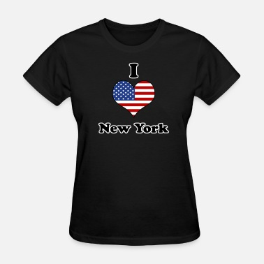 I Love Ny I love New York - Women's T-Shirt