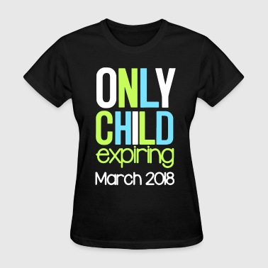 Big brother only child expiring or big brother to - Women's T-Shirt