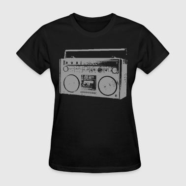 Boom Box - Women's T-Shirt