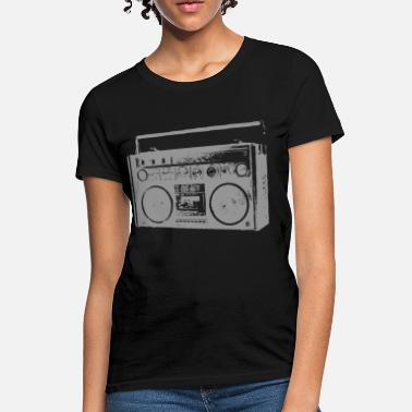 Boom Box Boom Box - Women's T-Shirt