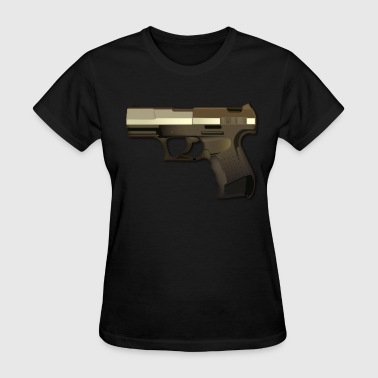 Walther CP99 HD Design - Women's T-Shirt