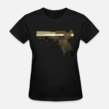 Walther Walther CP99 HD Design - Women's T-Shirt