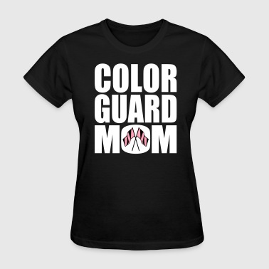 Color Guard Color Guard Mom - Women's T-Shirt