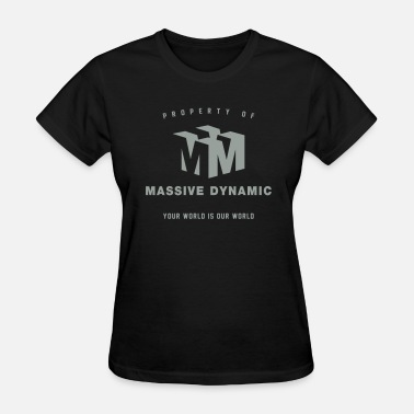Fictional Company Massive Dynamic - Women's T-Shirt