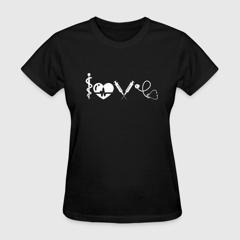 Love Medical Assistant - Women's T-Shirt