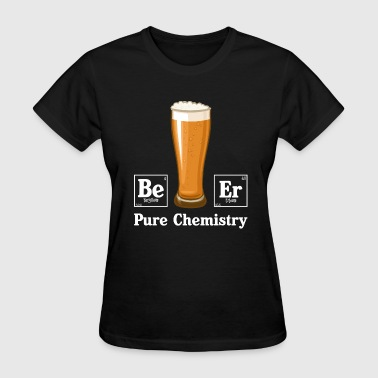 Pure Chemistry (dark) - Women's T-Shirt