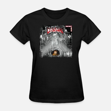 Nwobhm D.T. Seizure - Dead Man's Switch T-Shirt - Women's T-Shirt