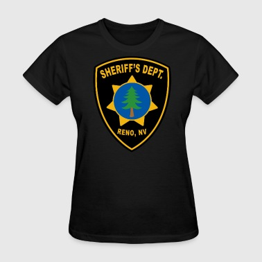 Reno Sheriff's Department - Women's T-Shirt