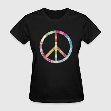 Flourishing Peace - Women's T-Shirt