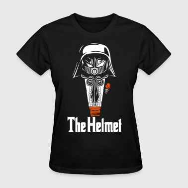 The-Helmet-SPOOF - Women's T-Shirt