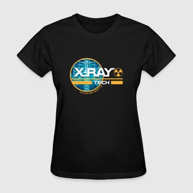 X-Ray Tech - Cuz Docs Need Heroes Too - Women's T-Shirt
