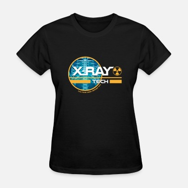 Radiologic Technologist X-Ray Tech - Cuz Docs Need Heroes Too - Women's T-Shirt