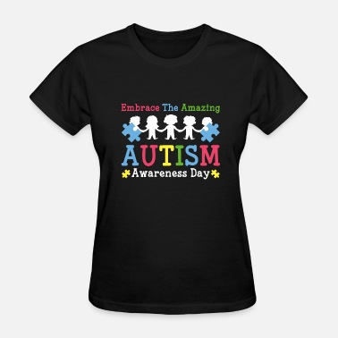 World Autism Awareness Day Autism Awareness Day - Women's T-Shirt