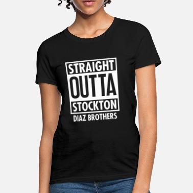 Nick Diaz DIAZ BROTHERS - Women's T-Shirt