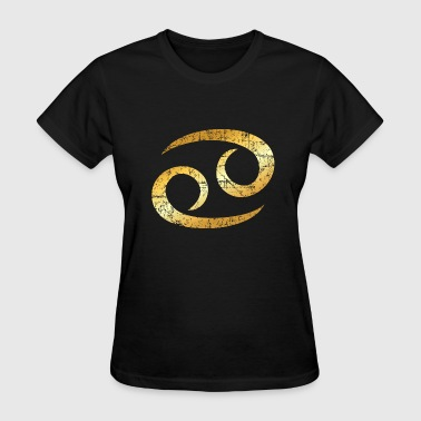 Zodiac Sign Cancer – The Sign of Cancer - Women's T-Shirt