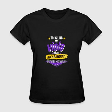 Funny Viola Funny Viola Player Gift - Women's T-Shirt